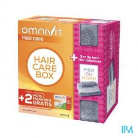 OMNIVIT HAIR CARE DUO TABL 360 +CADEAU