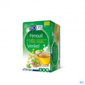 Biolys Fenouil Bio bags 24