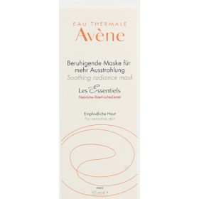AVENE ESSENTIALS SOOTHING RADIANCE MASK 50ML