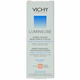 Vichy Lumineuse Peaux Seches 2 Peche 30 ml