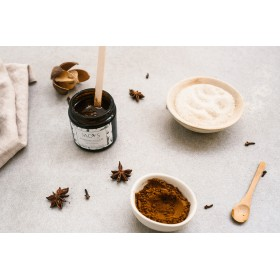 Jadys - Sugar scrub with clove and badian 120ml