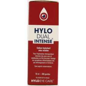 HYLO DUAL INTENSE GUTT OCULAIRES 10ML