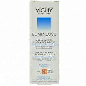 Vichy Lumineuse Peaux Seches 3 Dore 30 ml
