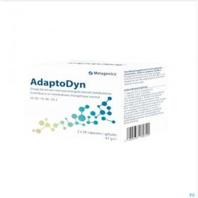 ADAPTODYN CAPS 2X30 28072 METAGENICS