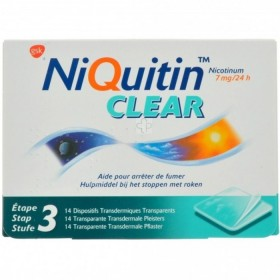 Niquitin Clear Patches 14 X...