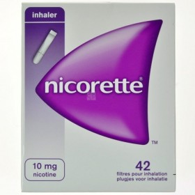 Nicorette Inhaler 10mg 42 +...