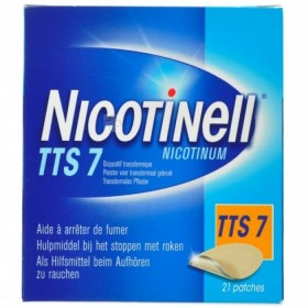Nicotinell Tts 7mg/24h 21 Patches