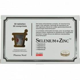 Selenium + Zinc 90 Tabl