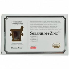 Selenium + Zinc 150 Tabl