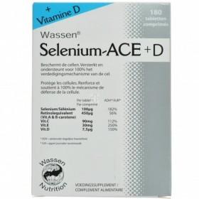 Selenium Ace 180 Tabl