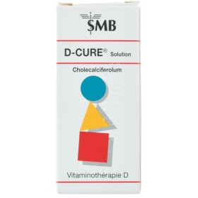 D-Cure Solution 10 ml Vitamine D