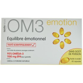 Om3 Emotion Caps 45