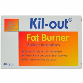 Kil-out Fat Burner 40 Caps