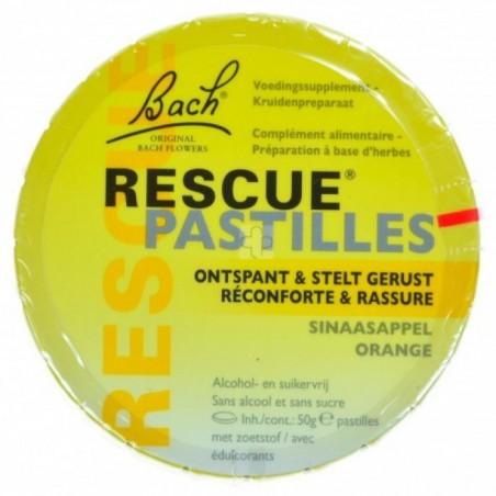 Fleurs de Bach Rescue Pastilles Orange 50g