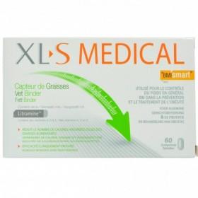 Xls Medical Capteur de Graisses Comprimés 60