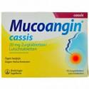 Mucoangin Cassis 30 Past