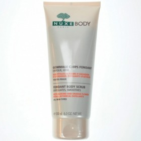 Nuxe Body Gommage Corps Fondant Tube 200ml