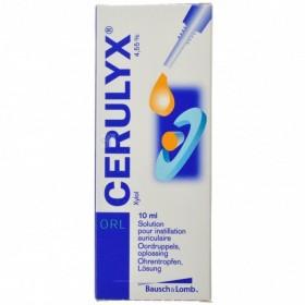 Cerulyx Gouttes Auriculaires 10 ml