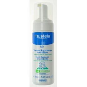 Mustela Bb Shampooing Mousse Nourisson 150ml