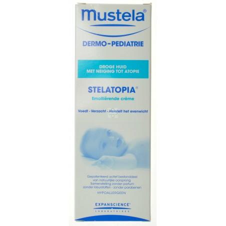 Mustela Stelatopia Creme Emolliente 200ml
