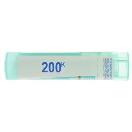 Aconitum Napellus 200K granule Boiron