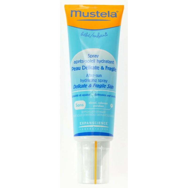 Mustela Solaire Spray Apres Soleil Hydratant 125ml
