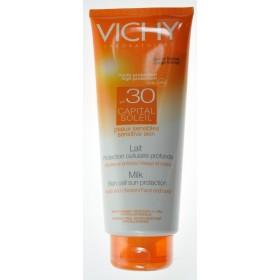 Vichy Capital Soleil Lait Visage-corps Ip30 300ml