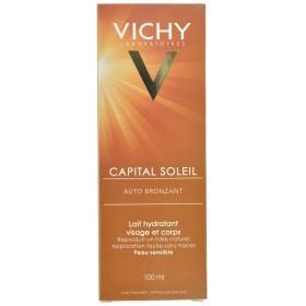 Vichy Lait Hydra-bronzant Visage et Corps 100ml