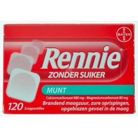 Rennie Sans Sucre Pastilles...