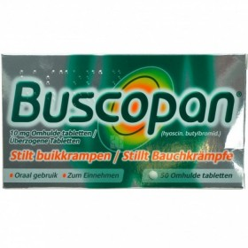 Buscopan 10 Mg Comprimés...