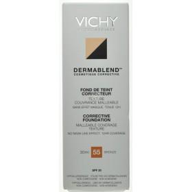 Vichy Dermablend Fluide 55 Bronze 30ml