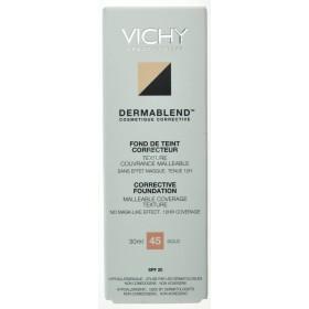 Vichy Dermablend Fluide 45 Gold 30ml