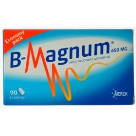 B-magnum 90 Comprimés X 450mg