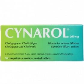 Cynarol 50 Dragées