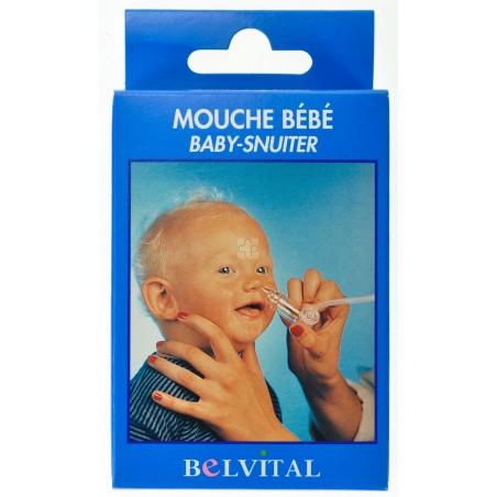 Belvital Mouche Bébé Plastique