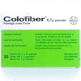 Colofiber 4,7 G Granulés