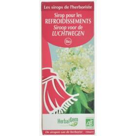 Herbalgem Sirop pour Refroidissements 250ml