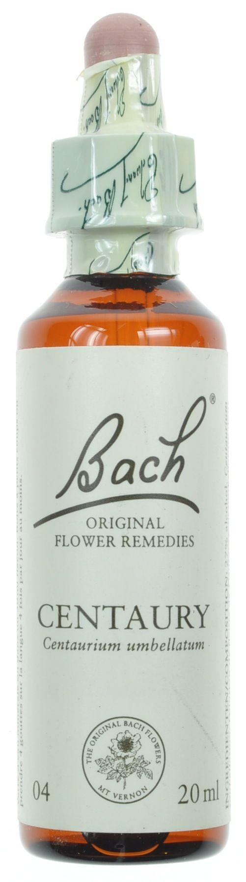Fleurs de bach 04 centaury 20ml acheter en ligne for Acheter fleurs en ligne