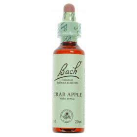 Fleurs de Bach 10 Crab Apple 20ml