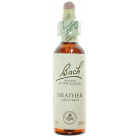 Fleurs de Bach 14 Heather 20ml