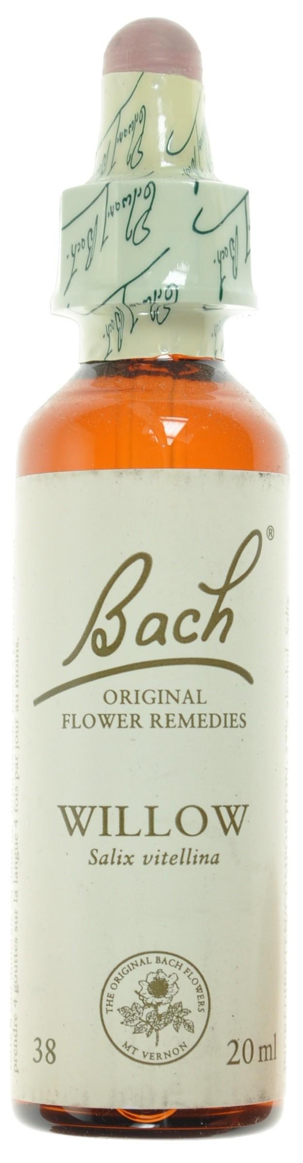 Fleurs de bach 38 willow 20ml acheter en ligne for Acheter fleurs en ligne