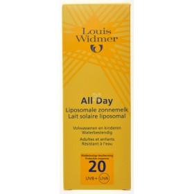 Louis Widmer Sun All Day 20 Tube 1x100ml