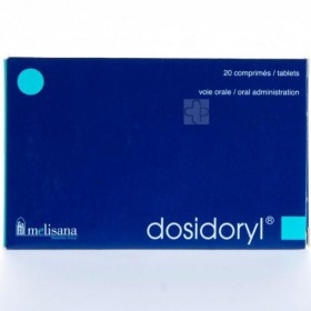 Dosidoryl 20 comprimes