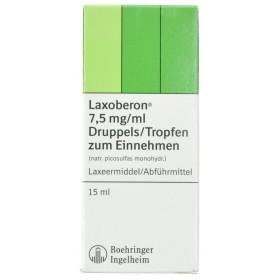 Laxoberon Gouttes 15ml