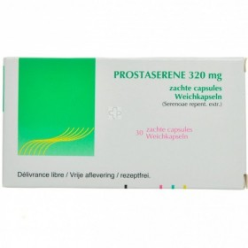 Prostaserene 320 Mg Capsules