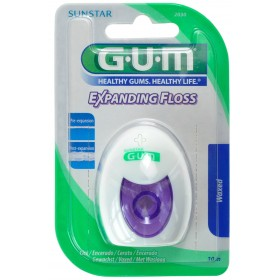 Gum Fil Dentaire Expanding Floss 30m 2030