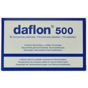 Daflon 500 Mg 90 Comprimés