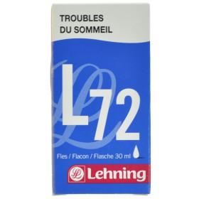 Lehning L 72 Gouttes 30ml