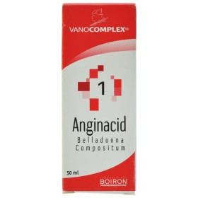 Vanocomplex N 1 Anginacid  50ml