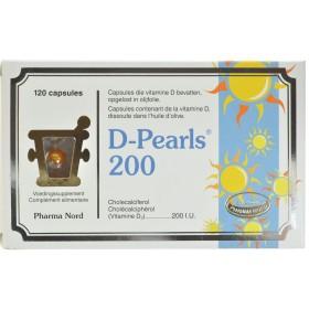 D-pearls 200 Caps 120...